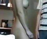 COUGAR AUNT FUCKS HER VIRGIN STEP NEPHEW