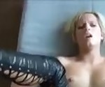 German Amateur Blonde Anal Sex