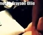 Grayson Oliie 10 Inch Cock Fuck Stud- BIGCOCKSTUD.COM