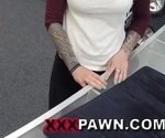 Thank grandma for that ass! - XXX Pawn