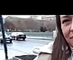 Public Fuck For Money In Open Street With Czech Teen Amateur 28