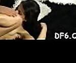 Virgin female-dominant shows slut