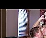 (Sybil Stallone) Round Huge Tits Office Girl Enjoy Hard Intercorse clip-29
