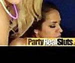 Lovely Party Girls Start Hard Sex Group On Cam vid-01
