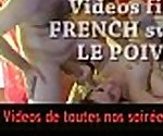 Camera espion soiree privee ! French spycam 409