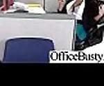 (selena santana) Busty Slut Office Girl Like Hardcore Sex mov-28