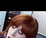 Legal redhead teen schoolgirl gets nailed 13 6 81