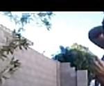 The Webcam Master - Hot amateur washing her car naked outside