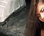 Helpless Brunette Gets Destroyed In Van