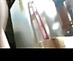 Teen Fucks Her BF On The Garage Floor
