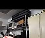 White Teen Norah Gold Suckin On Huge Black Dink In Da Office POV