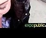 Роговой девушка Евро (Морган Родригес) повелся и грохнуть Открытый кино-18