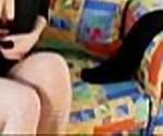 Big boob Catrina masturbating with sex toy
