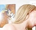 Teen Rosyln Belle Enjoys Dicking By Hung Gardener