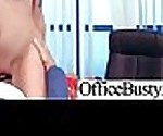 Busty Office Girl (Nina Elle) Enjoy Intercorse mov-23