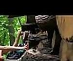Outdoor Hardcore Sex With Superb Euro Sluty Girl (zazie skymm) video-30