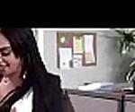 Slut Big Juggs Girl Get Wild In Office Sex Tape clip-28