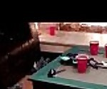 Horny college sluts gets fucked after a wild party