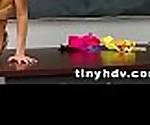 Tiny teen pussy Dillion Harper 5 93