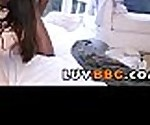 Petite girl destroyed by massive bbc  1654