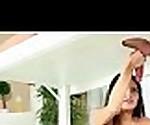 Deepthroat Blowjob From Big Tits Massage Girl 24