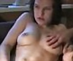 xxx Webcam Couple: Free Amateur Porn Video 77 american kissable