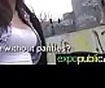 Sexy Euro Teen Girl (morgan rodriguez) Enjoy Hard Sex In Public Place mov-14