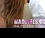 MadLifes.com - Reality show porno rene y salva follan a lucia en el confe