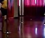 Amateur Pole Dancing Babe - spankbang.org