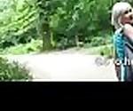 Cute Euro Girl (zazie skymm) Realy Like To Bang Outside video-30