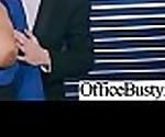 Жесткий секс с большими круглыми сиськами развратнице офис (Симоне Гарза) видео-30