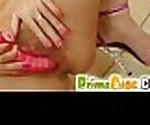 BOOBHAHA.COM - Dildo fuck for big tit girl