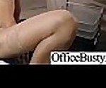 (Monique Alexander) Big Tits Office Hot Girl Get Hard Style Nailed clip-17