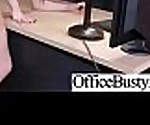 Sex In Office With Sluty Big Juggs Girl (Anna De Ville) movie-02
