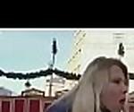Public Pickups - Teen Amateur Euro Babe Seduces Tourist For Blowjob 01