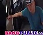 BangBus Fucking Euro Adventurous Porn-Star Public-Fucking
