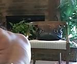 Bubble Butt Mature Brazilian MILF Gets Butt Fucked