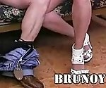 MADURA JAMONA de brunoymaria se folla a un Streper