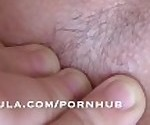 He filled me up twice ... Amateur double creampie