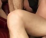 Horny men are ravishing one experienced beautiful chick.mp4