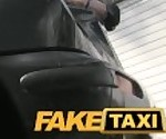 FakeTaxi Sexy masseuse gets fucked on car bonnet