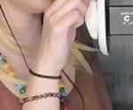 AftynRose - ASMR Twin Ear Licking Lesbian Edition