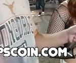 *UNCENSORED* Paying Girls $100 Or A Bitcoin - Joseph Costello