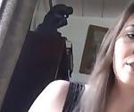 Goth StepSister Creampie