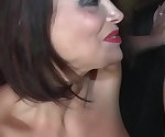 Secret Sexparty NO CONDOM with creampie swallow n cumshot