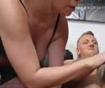 Messy Gagging Deepthroat Threesome with Kate Truu and MissDeepMisia