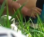Beurette милф анал в парке