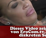 German groupsex swinger party with teens and cumshots