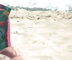 Amateur Beach Voyeur Nudist Hidden Camera Video
