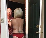 Wife fucking bbc infront of hubby